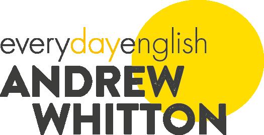 Logo Andrew Whitton Essen Englisch
